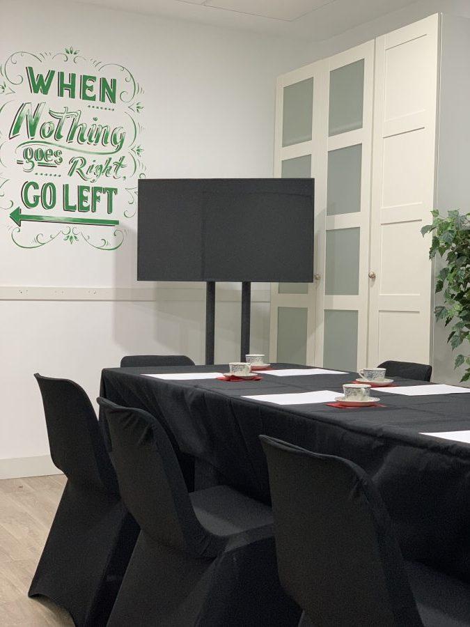 Alquiler sala de reunión en Madrid